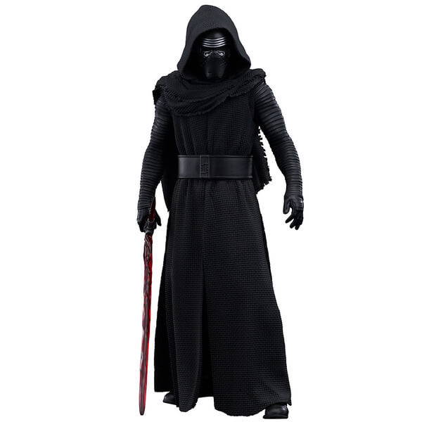 Kotobukiya Star Wars The Force Awakens Kylo Ren ARTFX+ 7 Inch Statue