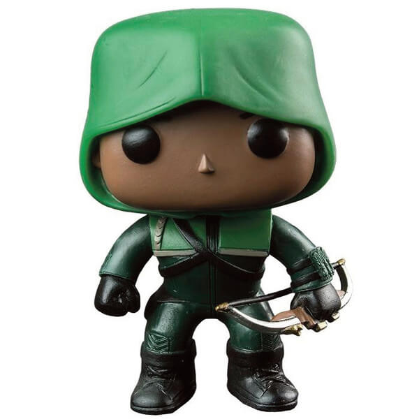 DC Comics Arrow John Diggle Pop! Vinyl Figure