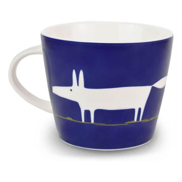 Scion Mr Fox Mug - Indigo