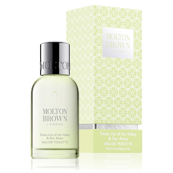 Molton Brown Dewy Lily of the Valley & Star Anise Eau de Toilette 50ml