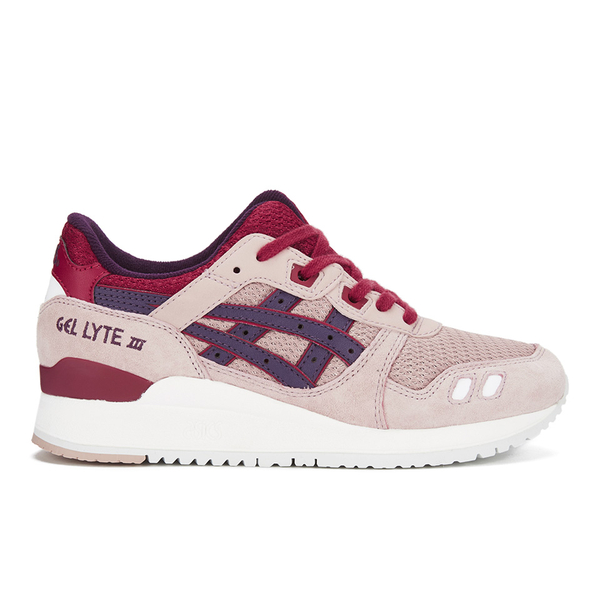 asics gel lyte 3 or rose