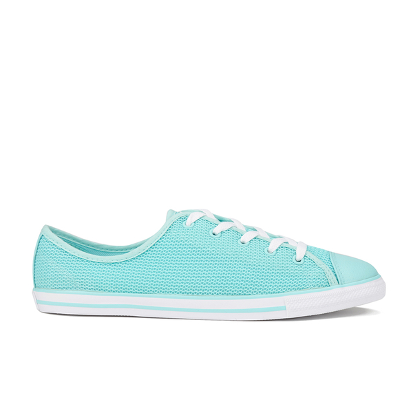 Converse Women s Chuck Taylor All Star Dainty Spring Mesh Trainers - Motel  Pool White  1c6dd67e7