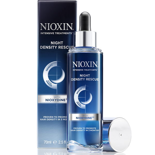 NIOXIN Night Density Restore Overnight Treatment 70ml