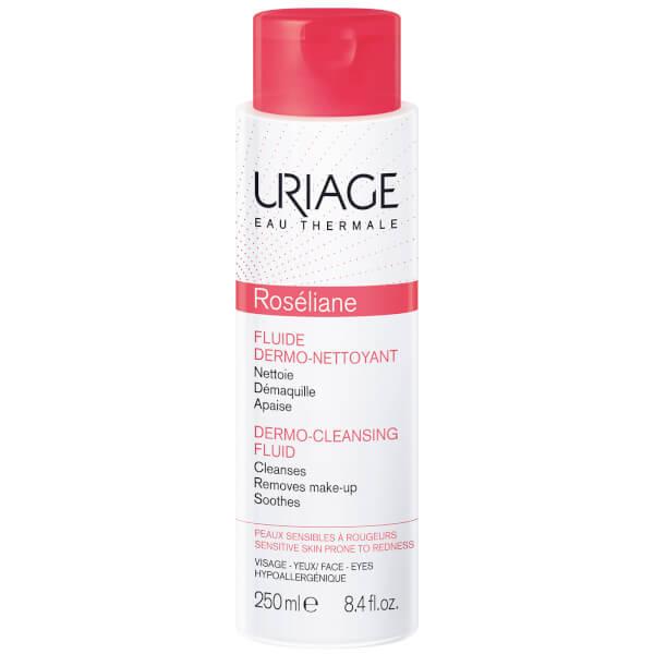 Uriage Roséliane Anti-Redness Dermo-Cleansing Fluid (250¨ml)
