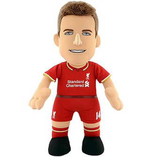 Liverpool FC Jordan Henderson 10 Inch Bleacher Creature