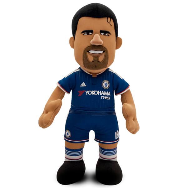 Chelsea FC Diego Costa 10 Inch Bleacher Creature