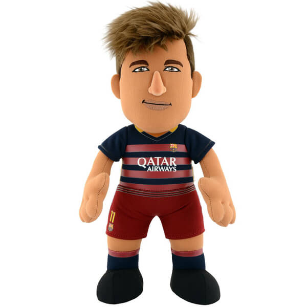 FC Barcelona Neymar Jr 10 Inch Bleacher Creature ...