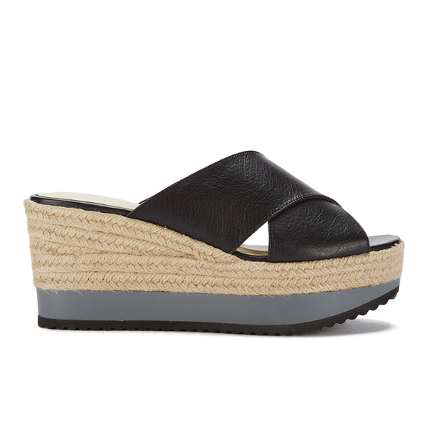Lauren Ralph Lauren Women's Flatform Sandals - Black