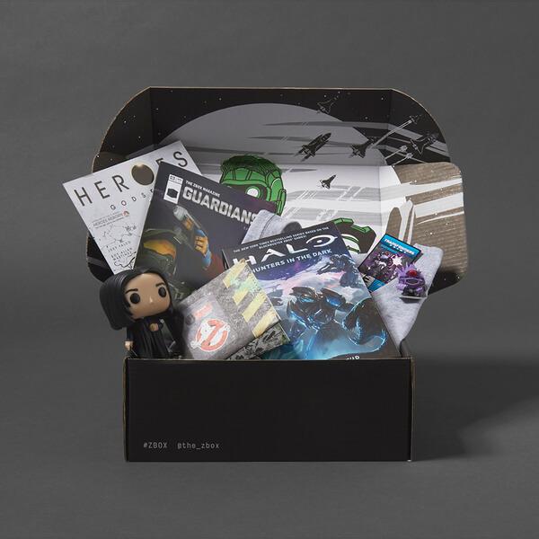 ZBOX Mars 'Gardiens' - Option Sans Abonnement