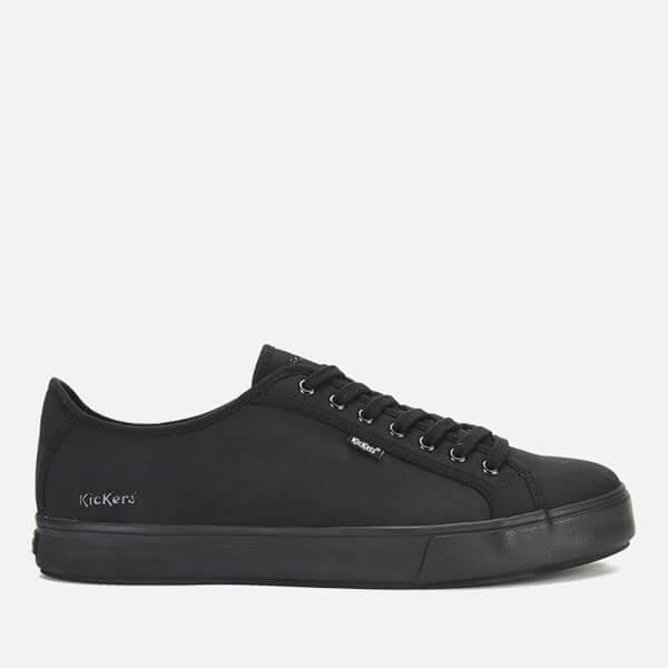 Kickers Men's Tovni Lacer Lace Up Shoe - Black