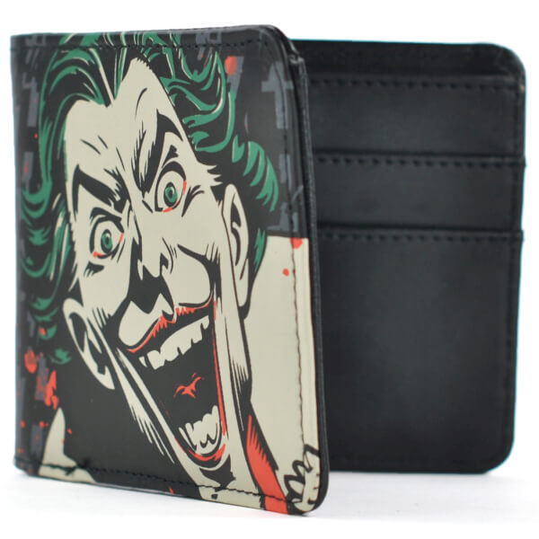 DC Comics The Joker Wallet
