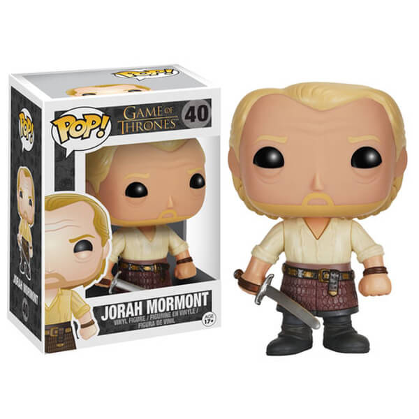 Game of Thrones Jorah Mormont Pop! Vinyl Figure