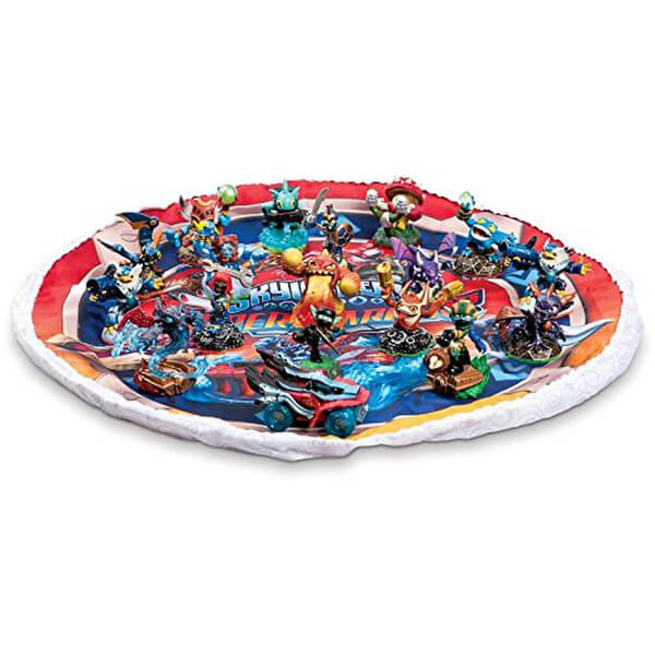 Skylanders Superchargers Quick Store Playmat
