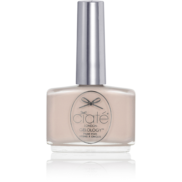 Ciaté London Gelology Nagellack - Cookies and Cream 13,5ml
