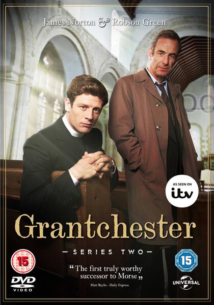 Grantchester Series 2 Dvd Zavvi Com