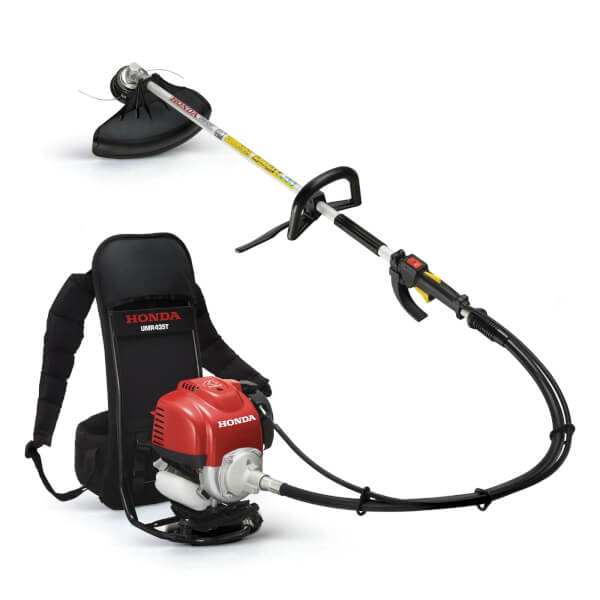 UMR435 LE 35cc Loop Handle Backpack Petrol Brushcutter