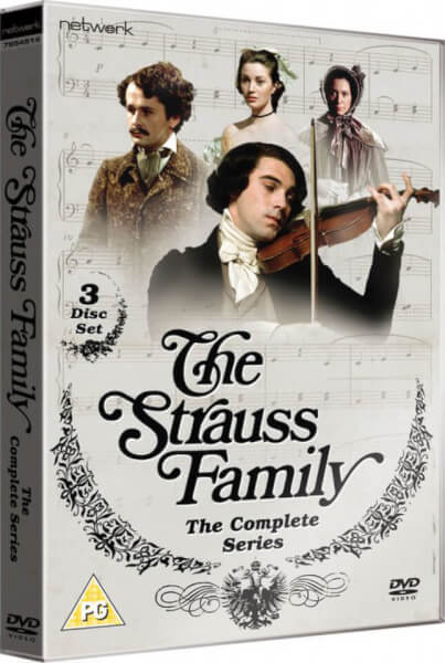 The Strauss Family - The Complete Series