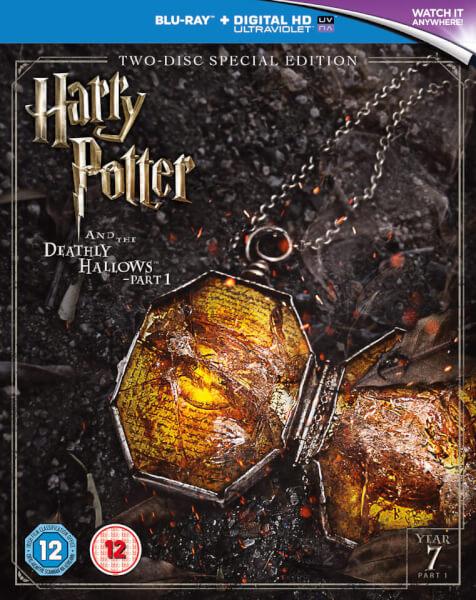 Harry Potter et les Reliques de la Mort, partie I