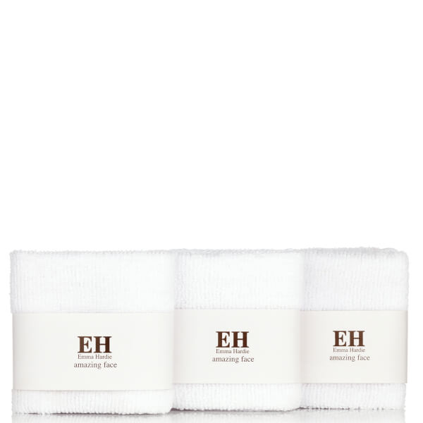 Emma Hardie Professional Cleansing Cloths (3 Pack): Image 01