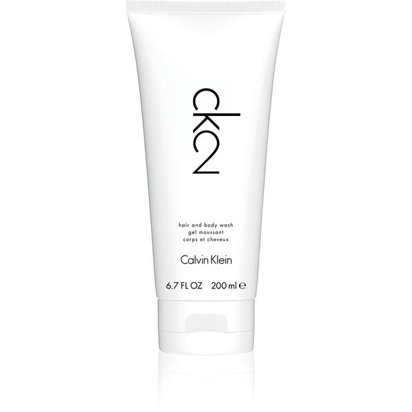 Calvin Klein CK2 Shower Gel (200ml)