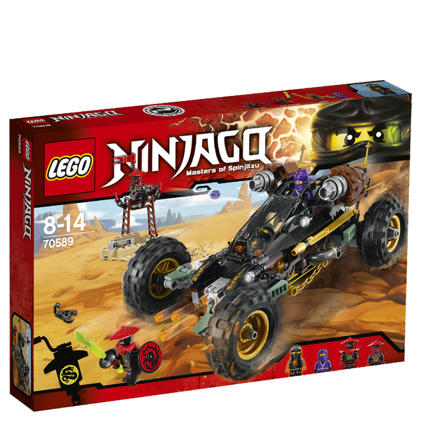 LEGO Ninjago: Rock Roader (70589)