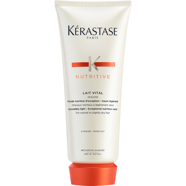 Acondicionador nutritivo k rastase lait vital 200ml for Kerastase bain miroir conditioner
