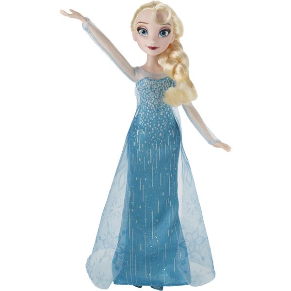 Frozen Disney Princess Elsa Doll Toys Zavvi