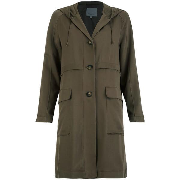 Great Plains Women's Dixie Mac Coat - Grey