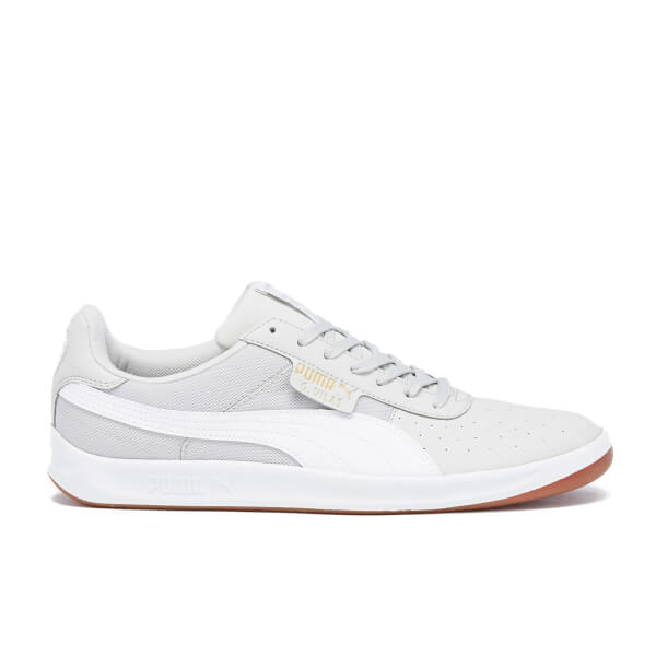 Puma Men s G. Vilas 2 Core Trainers - Glacier Grey Puma White Mens ... 1ca92e765d