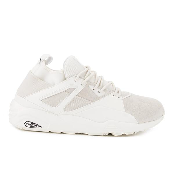 Puma Men's Sock Core Trainers - Puma White