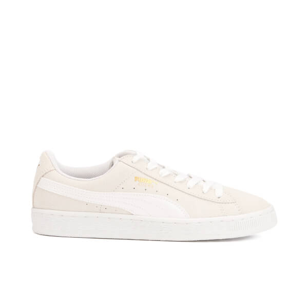 Puma Women's Basket Remastered Trainers - Puma White