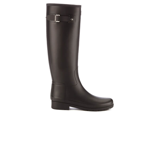 Hunter Women's Original Refined Wellies - Black
