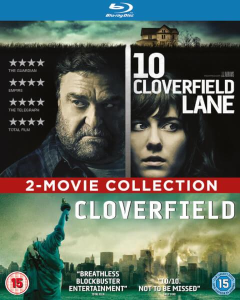 Coffret Cloverfield/10 Cloverfield Lane