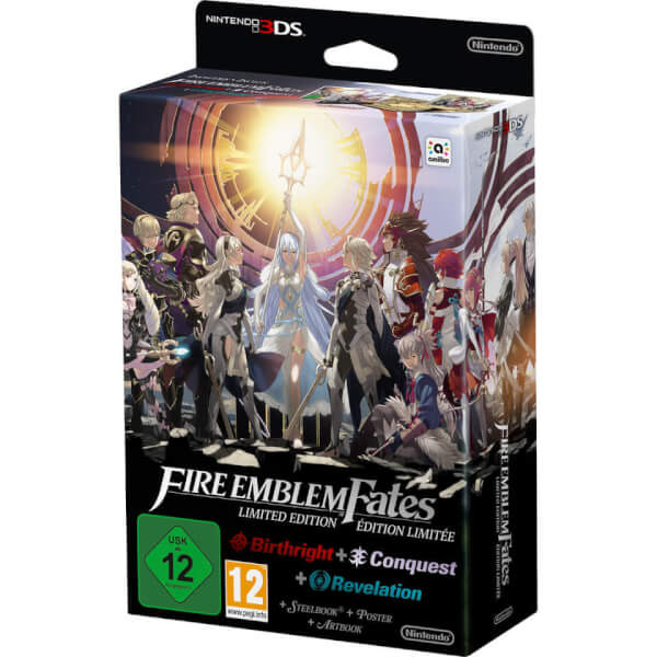 Fire Emblem Fates - Limited Edition