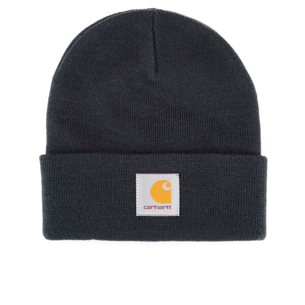 Carhartt Men's Short Watch Cap - Navy