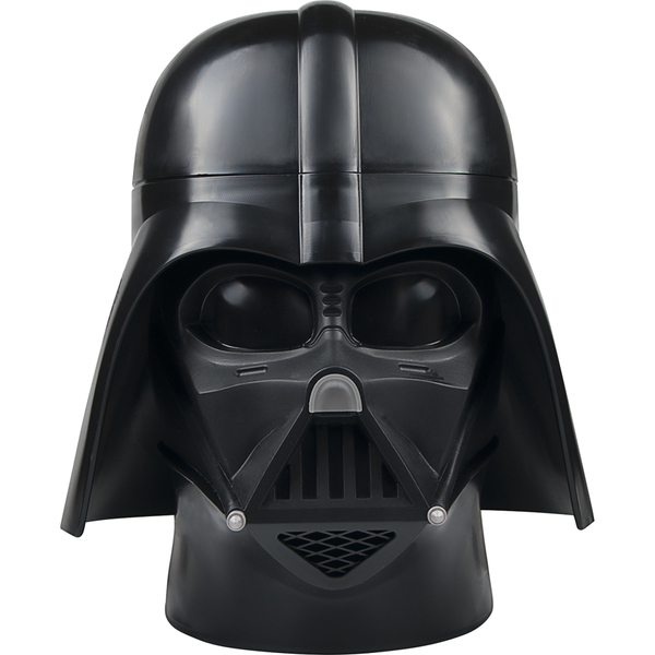 Star Wars Darth Vader Storage Head Black Iwoot