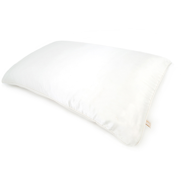 Holistic Silk Rejuvenating Anti-Ageing Silk Pillowcase - White
