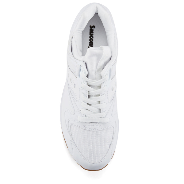 380486a805f9 Saucony Men s Grid 8500 Trainers - White  Image 3
