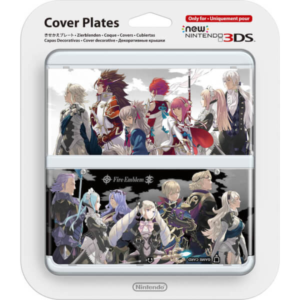 New Nintendo 3DS Cover Plate 32