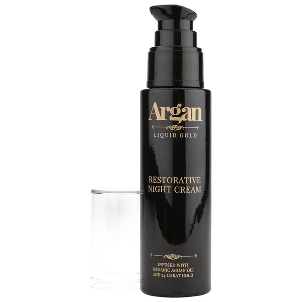 Argan Liquid Gold Restorativ Nattkrem 50ml