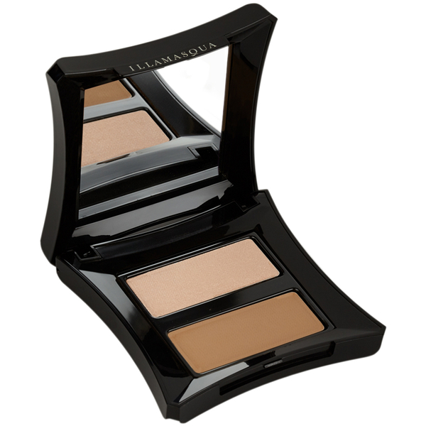 Illamasqua Sculpting Face Powder Duo - Helio / Lumos