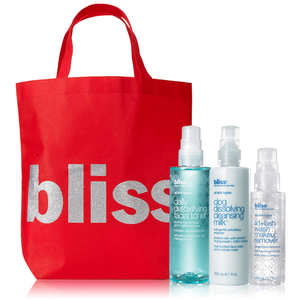 bliss Summer Skin Detox Kit (Worth £ 57.00)