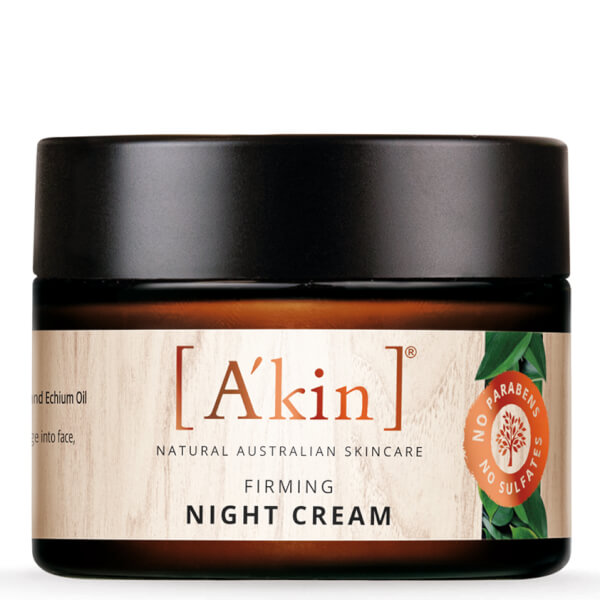 A'kin Purley Revitalising Firming Night Crème