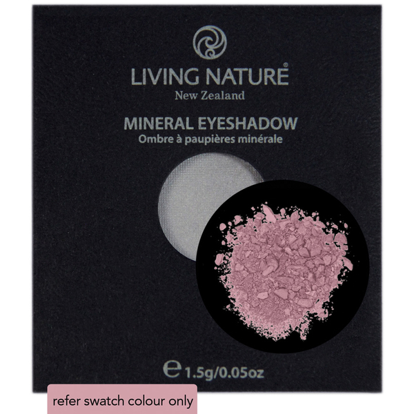 Living Nature Eyeshadow 1,5 g - ulike nyanser