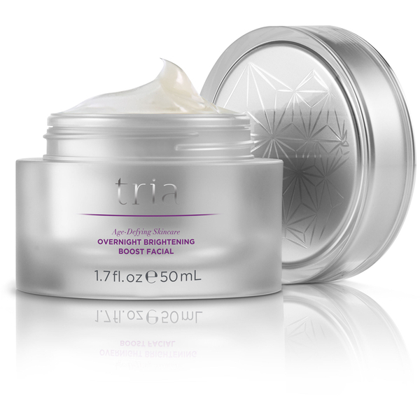 Tria Age Defying Skincare Overnight Brightening Boost Facial Mask 50ml