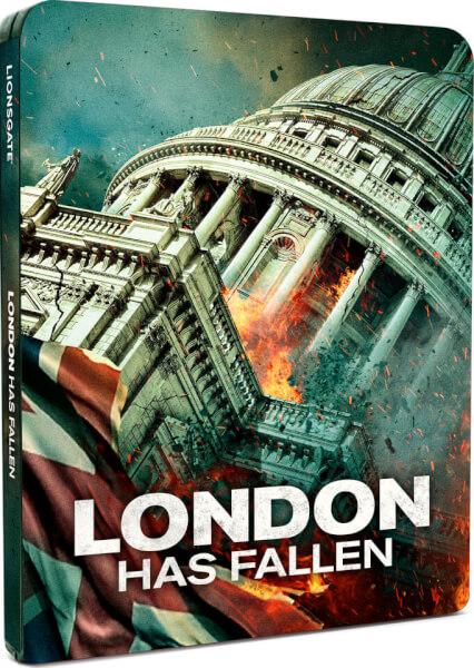 La Chute de Londres - Steelbook d'édition limitée
