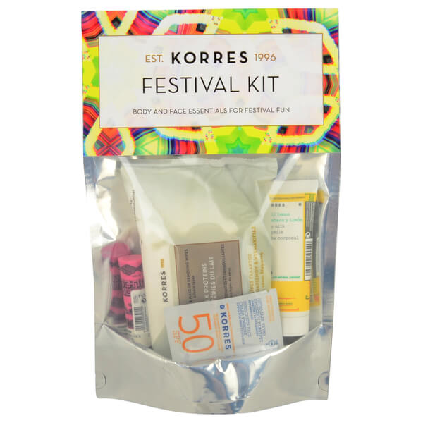 Korres Festival Kit (Worth £18.00)