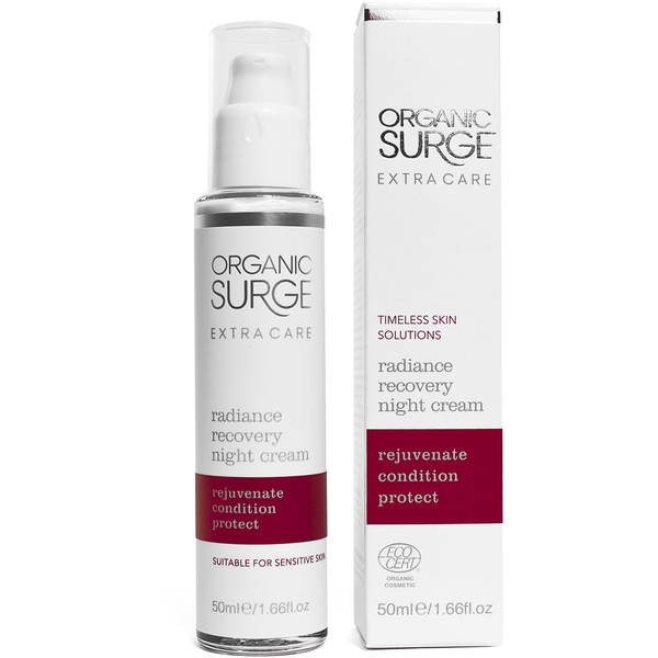 Organic Surge Extra Care Radiance Recovery Night Cream (50ml)