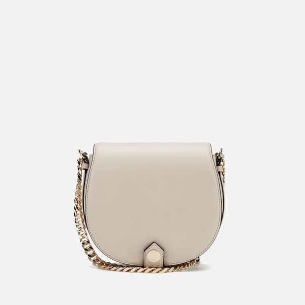 Karl Lagerfeld Women S K Chain Small Shoulder Bag Cream Image 1