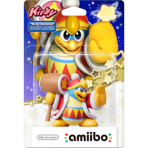 King Dedede amiibo (Kirby Collection)